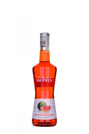 Monin Watermelon Liqueur - Ликьор - DrinkLink