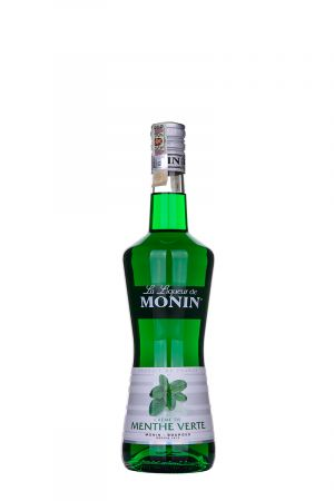 Monin Green Mint Liqueur - Ликьор - DrinkLink