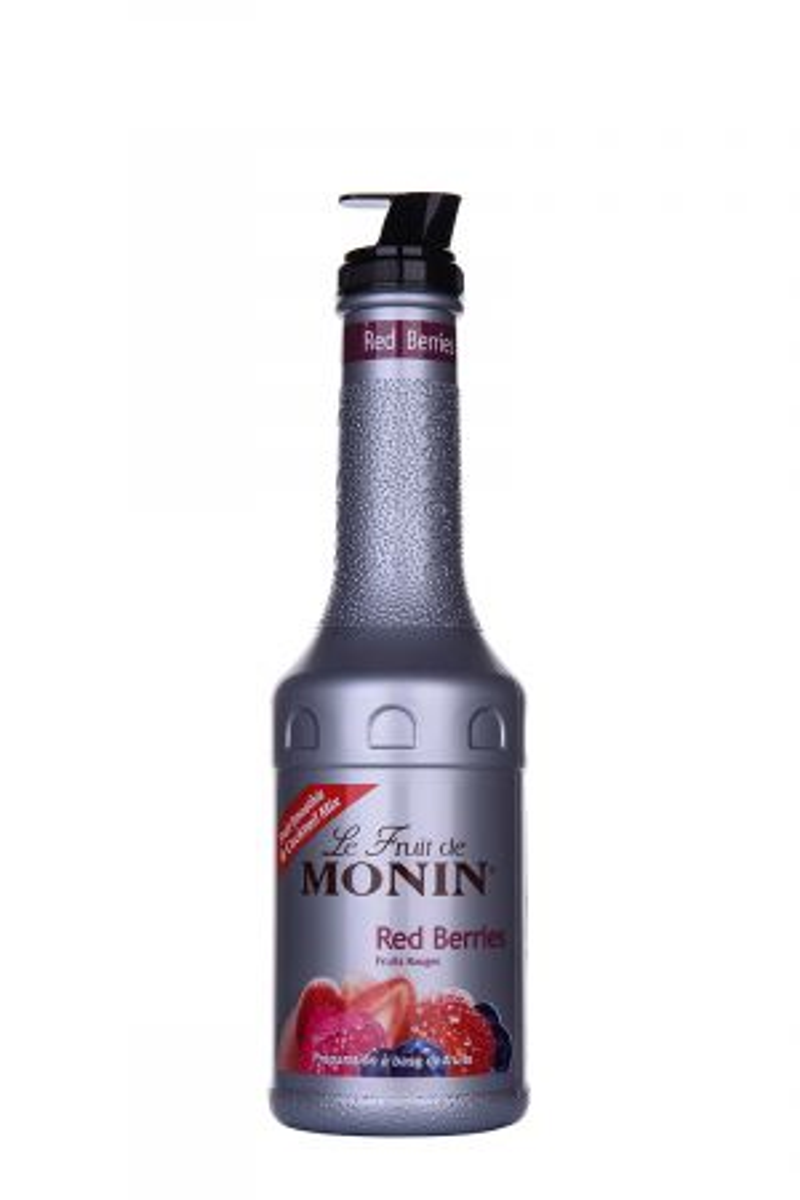Monin Red Berries Puree - Сиропи и топинги - DrinkLink
