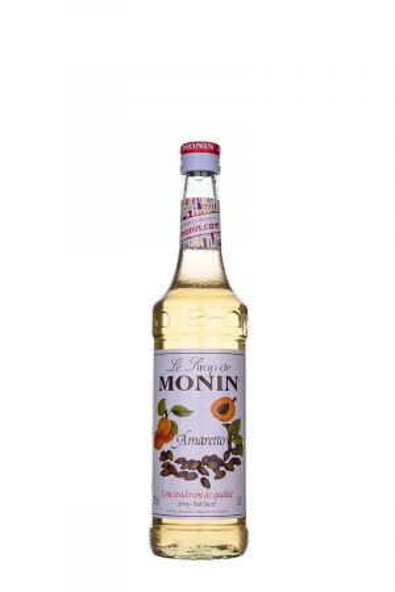 Monin Amaretto Syrup - Сиропи и топинги - DrinkLink