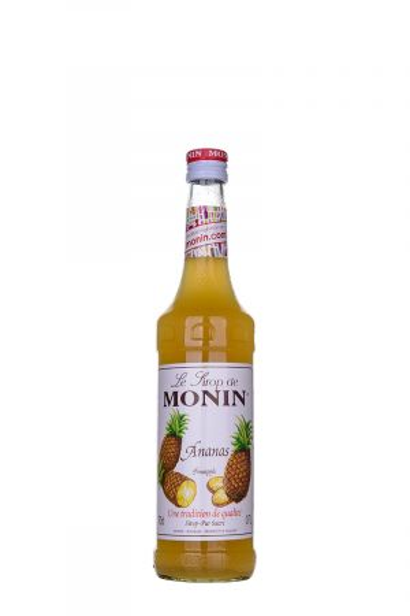 Monin Pineapple Syrup - Сиропи и топинги - DrinkLink