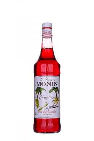 Monin Grenadine Syrup - Сиропи и топинги - DrinkLink