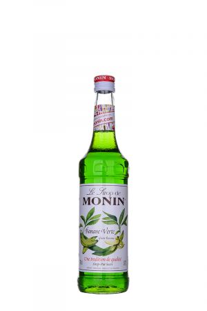 Monin Green Banana Syrup - Сиропи и топинги - DrinkLink