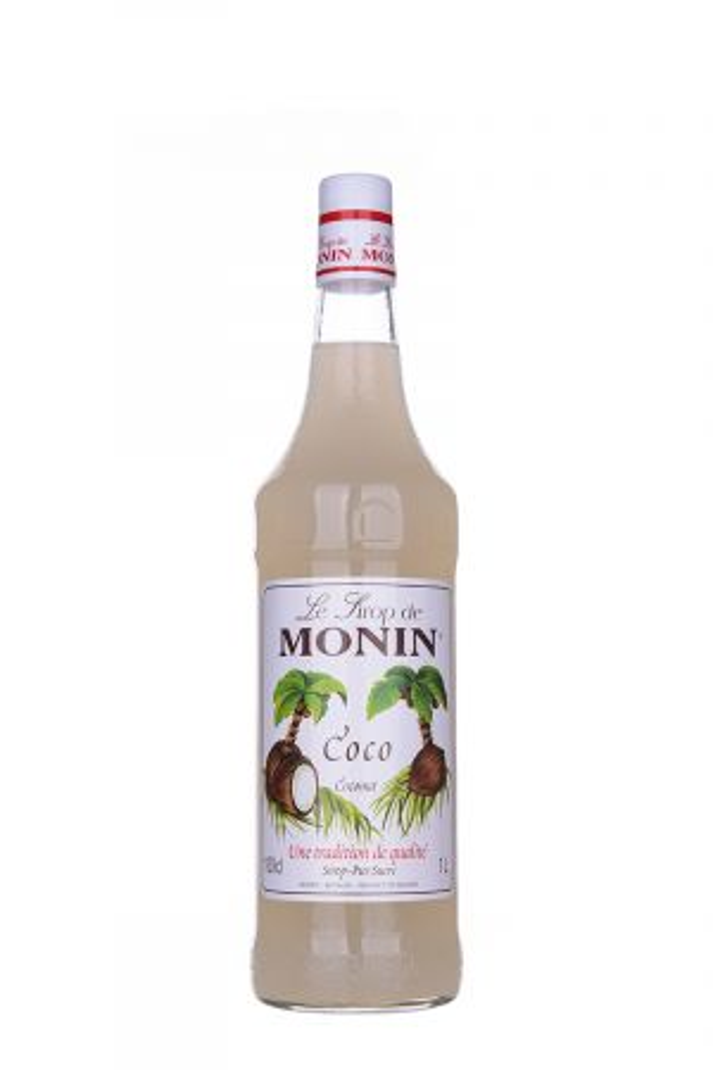 Monin Coconut Syrup - Сиропи и топинги - DrinkLink