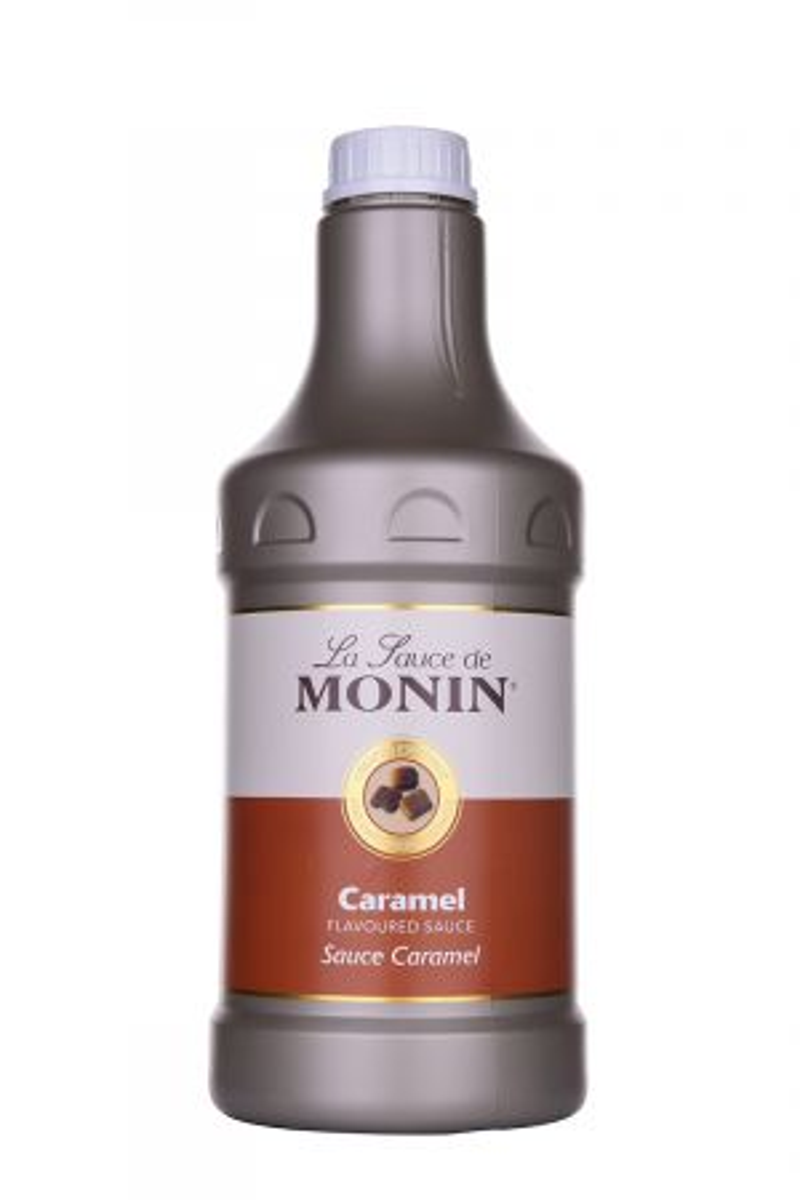 Monin Caramel Sause - Сиропи и топинги - DrinkLink
