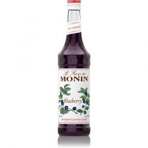 Monin Blue Blueberry Syrup - Сиропи и топинги - DrinkLink
