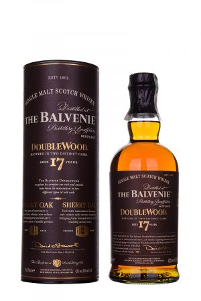 The Balvenie 17 Y.O. - Шотландско уиски малцово - DrinkLink