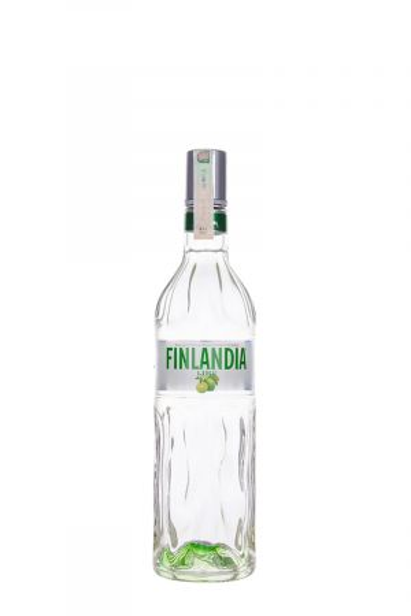 Finlandia Lime - Скандинавска водка - DrinkLink