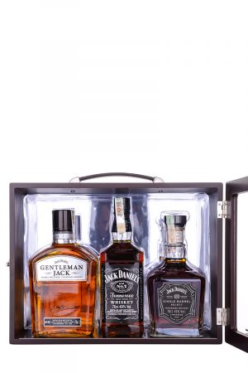 Jack Daniel's Tennessee Whiskey Collection Set - Тенеси уиски - DrinkLink