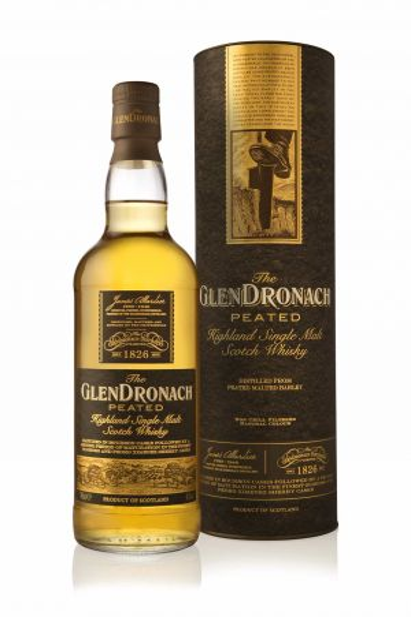 Glendronach Peated - Шотландско уиски малцово - DrinkLink