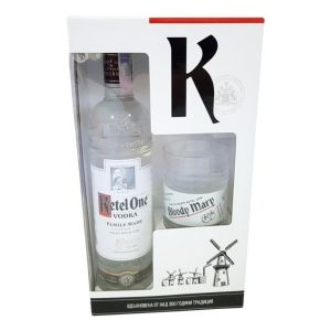 Ketel One with glass - Друга водка - DrinkLink