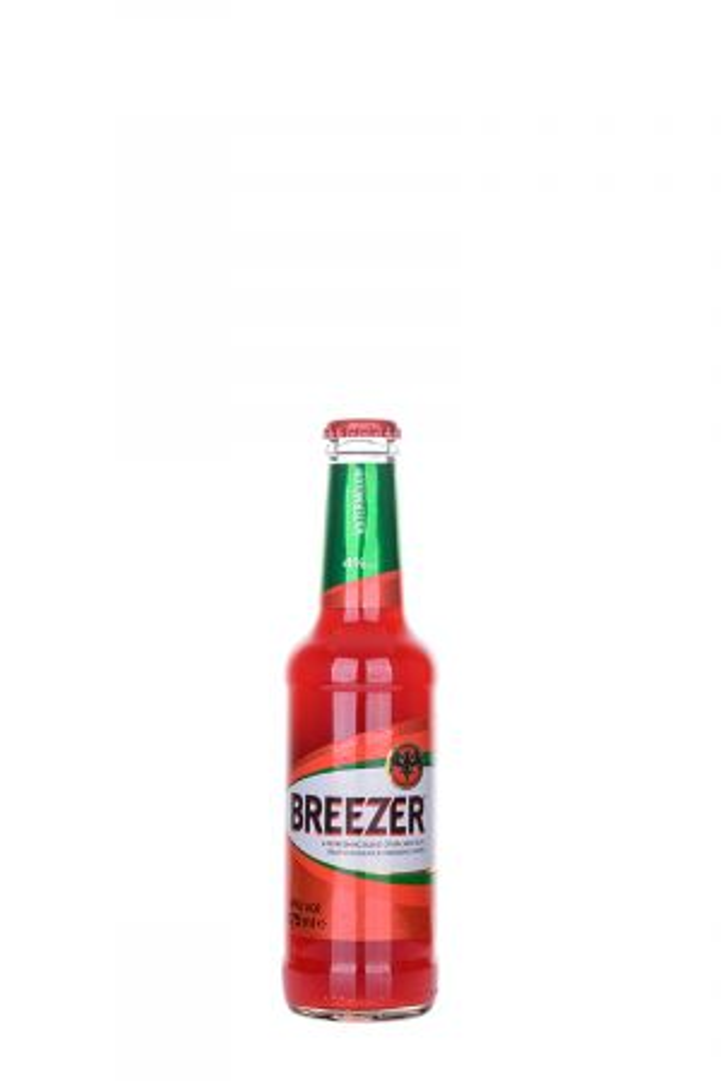 Bacardi Breezer Watermelon - Готови за консумация миксове - DrinkLink