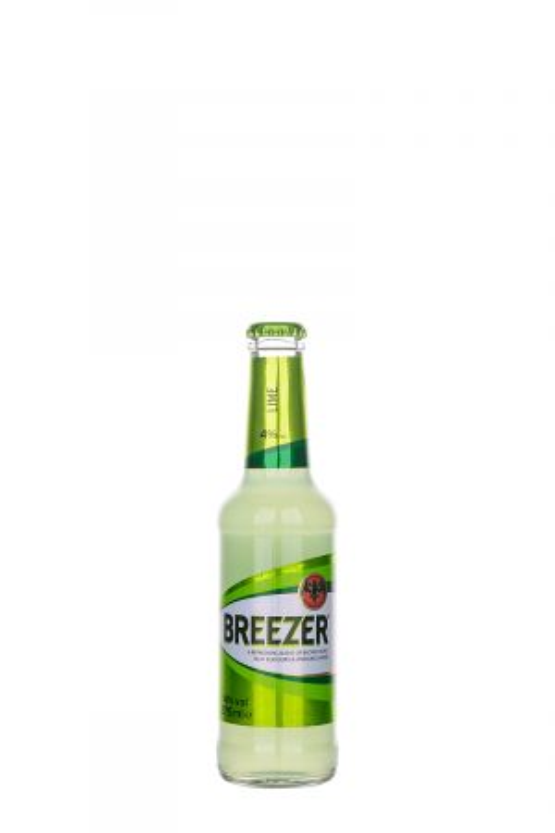 Bacardi Breezer Green Lemon - Готови за консумация миксове - DrinkLink