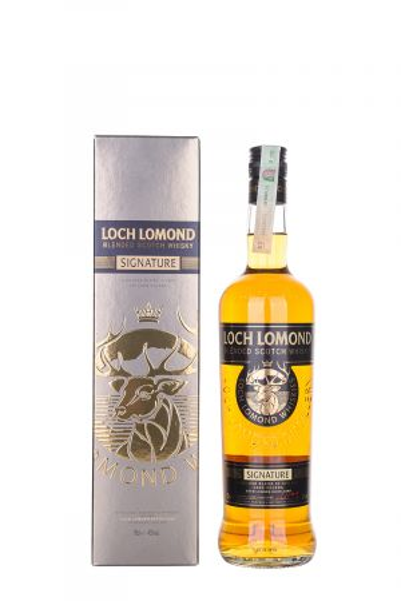 Loch Lomond Signature - Шотландско уиски смесено - DrinkLink
