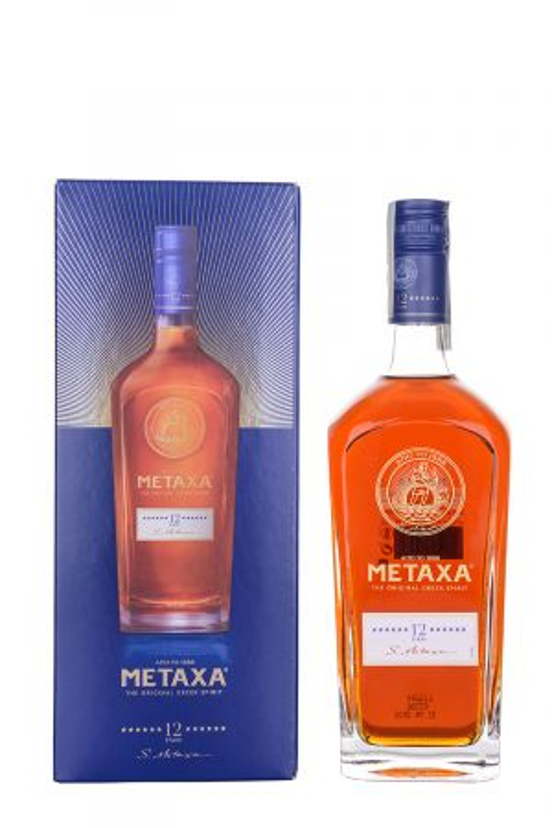 Metaxa 12* - Бренди - DrinkLink