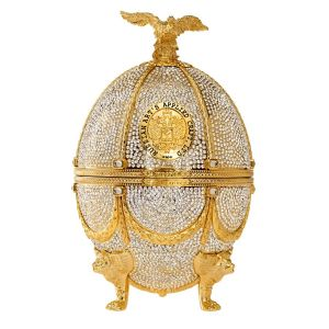 Imperial Collection Faberge Diamond - Руска водка - DrinkLink