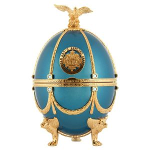 Imperial Collection Faberge Turquoiase Metalized - Руска водка - DrinkLink
