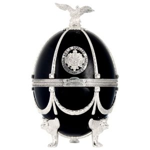Imperial Collection Faberge Black Metal - Руска водка - DrinkLink