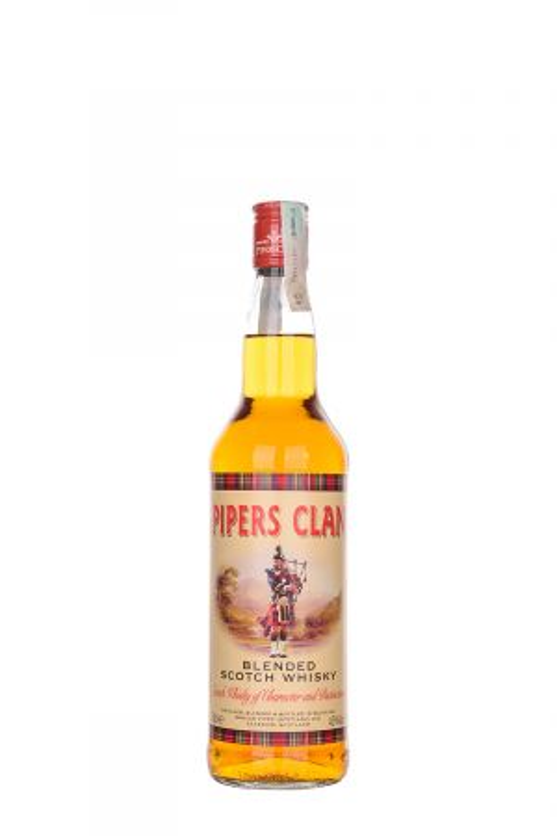Piper's Clan - Шотландско уиски смесено - DrinkLink