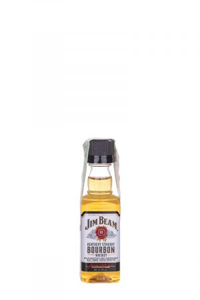 Jim Beam White - Американско уиски бърбън - DrinkLink