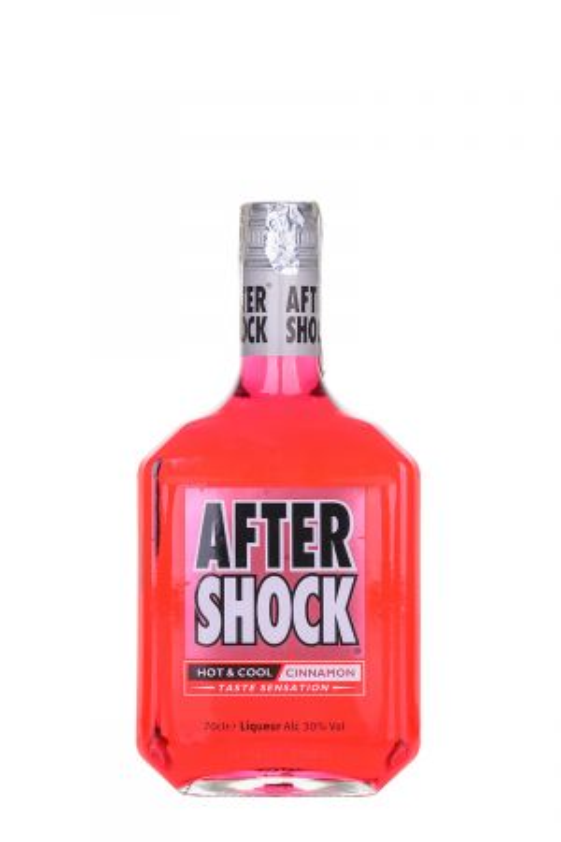 Aftershock Red - Ликьор - DrinkLink