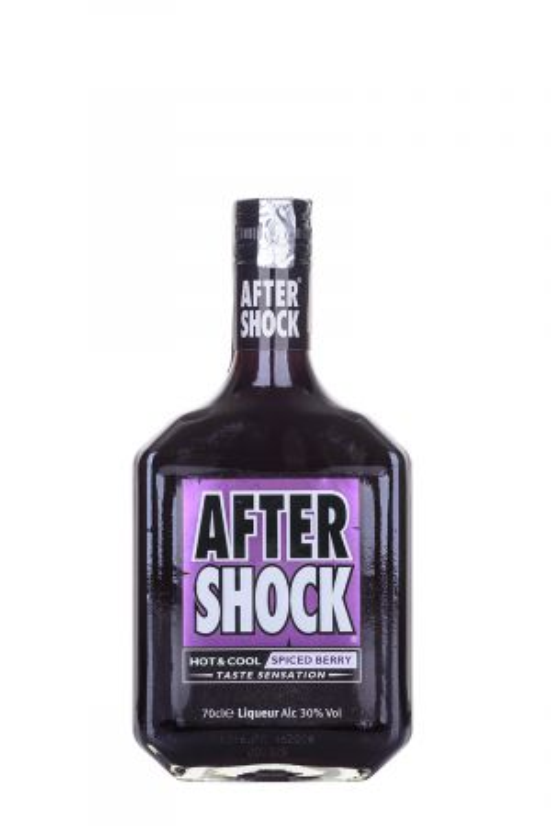 Aftershock Black - Ликьор - DrinkLink