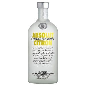 Absolut Citron - Скандинавска водка - DrinkLink