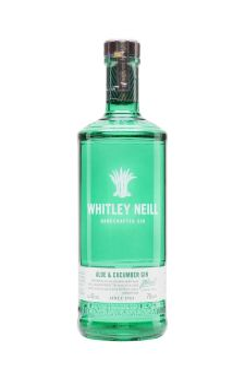 Whitley Neill Aloe&Cucumber Gin - Джин - DrinkLink
