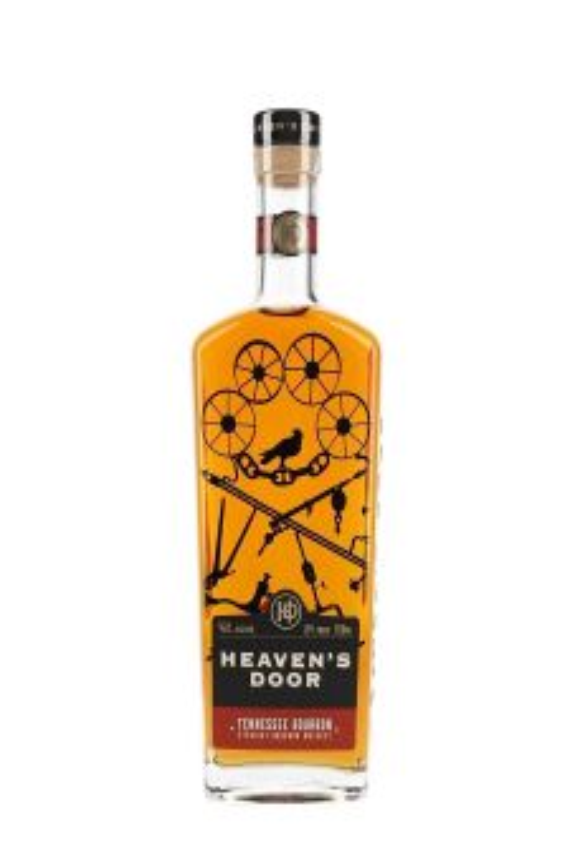 Heaven'S Door Straight Bourbon - Американско уиски бърбън - DrinkLink