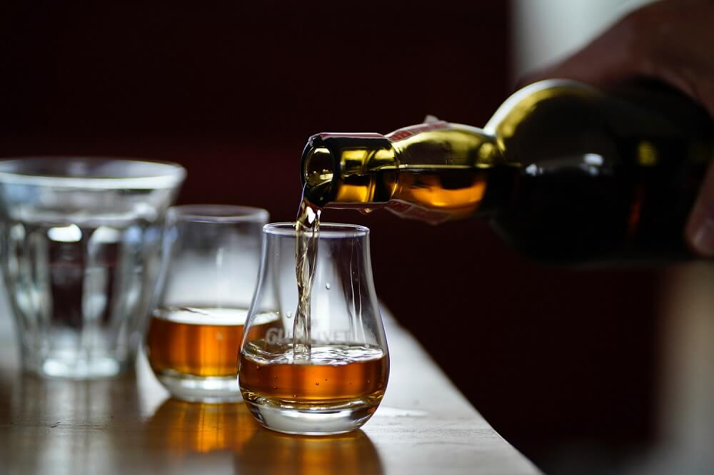 Как се консумира уиски?