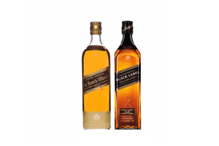 Johnnie Walker - един от символите на качественото шотландско уиски