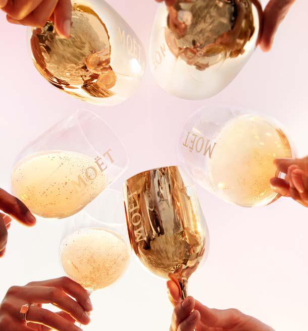 Шампанско Moët Impérial празнува 150 години