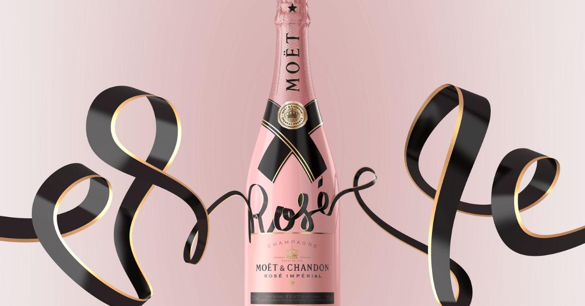 """Отбележете най-ценните моменти с Moët & Chandon """"Rosè Treasured Ties"""""""
