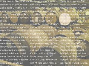 Началото на шотландското уиски.