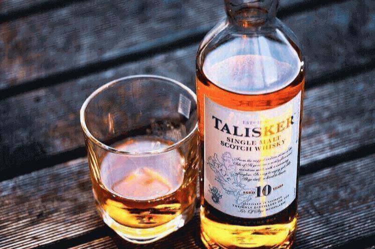 Talisker - с дъх на море