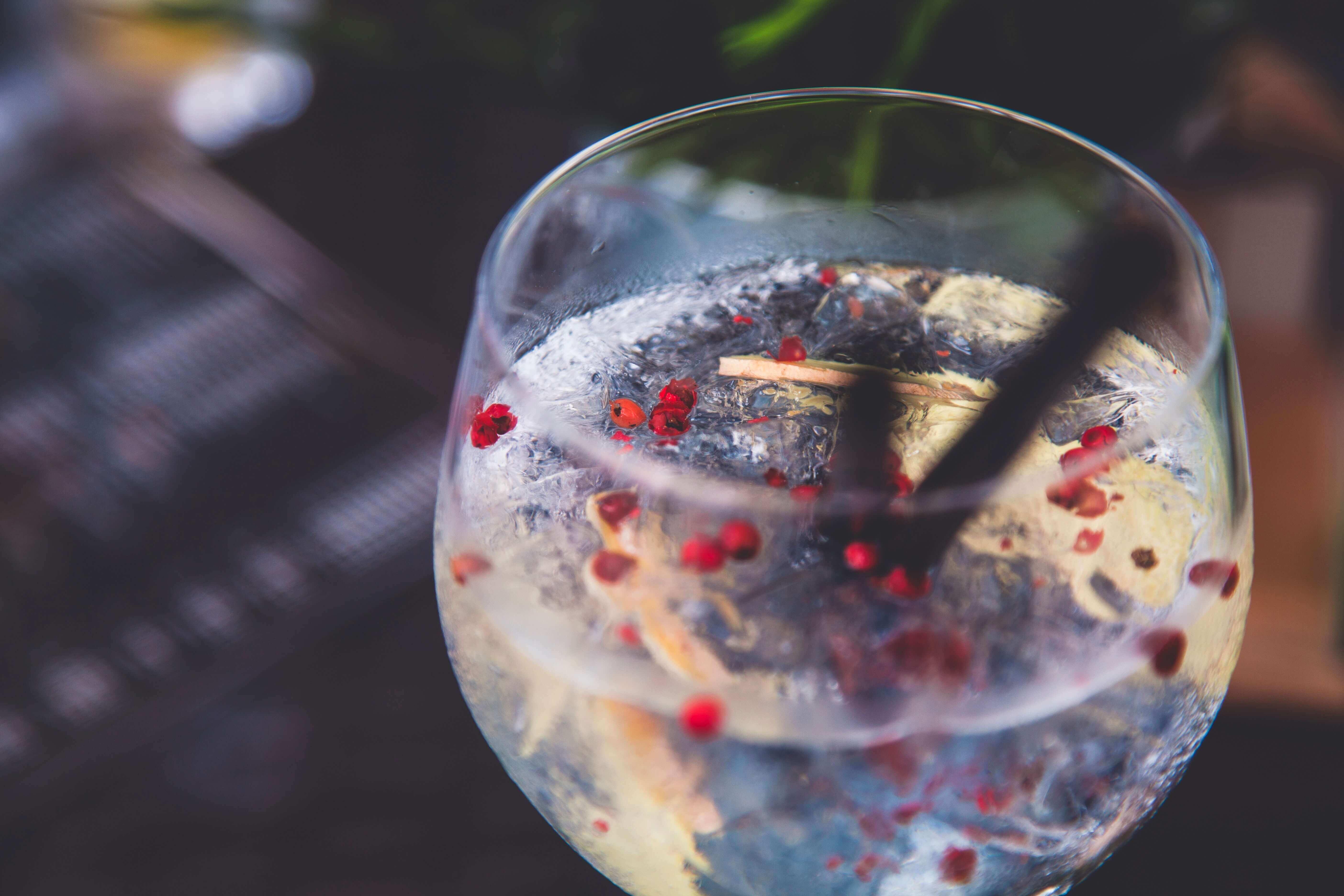 История на водката