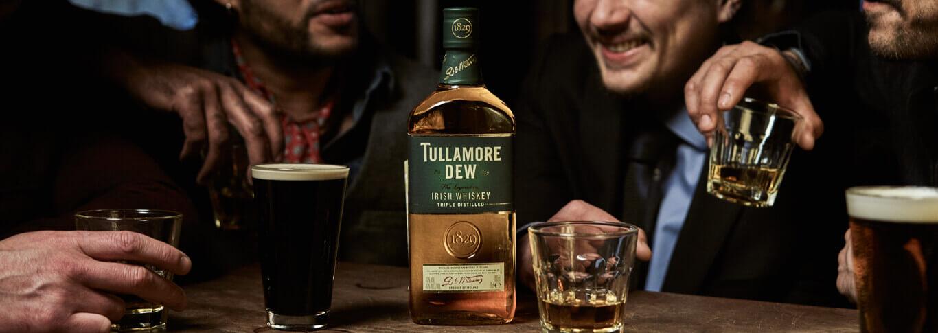 С характер и замах – Tullamore D.E.W
